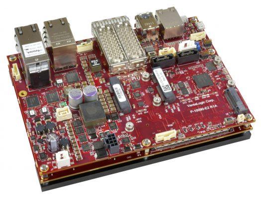 VersaLogic 的 Grizzly 平台是一个工业级嵌入式服务器单元