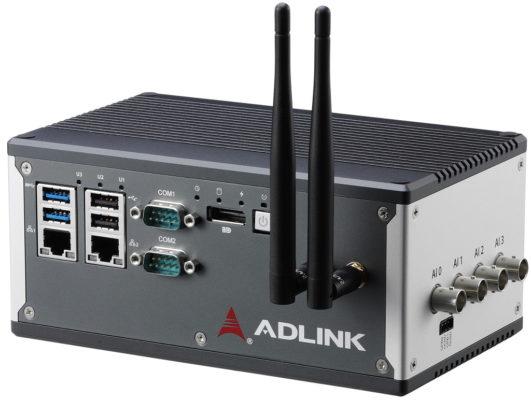 MCM-100 機器狀態監控邊緣平台。(資料來源:ADLINK Technology, Inc.)