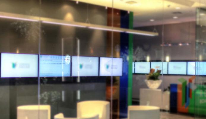 L Squared 数字显示系统部署在全球各地