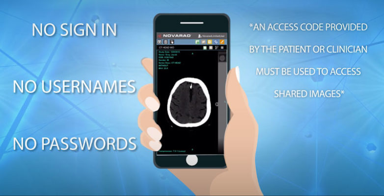 CryptoChart embeds a 3,000+ bit password in a QR code to let clinicians securely share data.