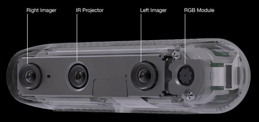 计算机视觉是 SECO ATMSense 安全系统的核心。(来源:英特尔®)