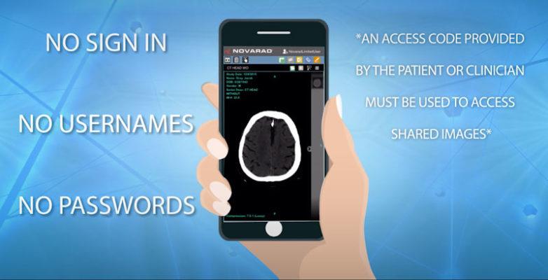 CryptoChart 在 QR 代碼中嵌入了一個 3,000+ 位元的密碼,使臨床醫生可以安全地共享資料。