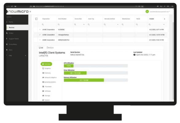 图 1. DICE 提供了大量的工具,可帮助您更智能地管理网络。(来源:Now Micro)