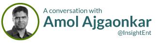 Amol Ajgaonkar, IoT projects