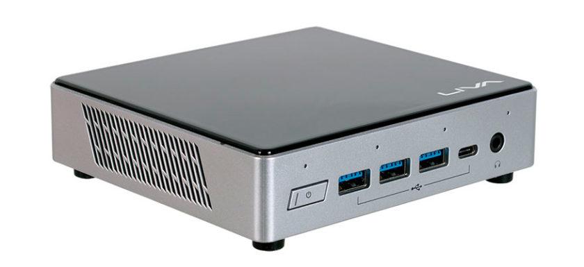 LIVA Z3 Plus micro computer