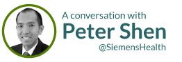 Peter Shen, digitizing healthcare