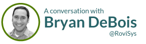 Bryan DeBois, data-driven manufacturing, digital transformation in manufacturing